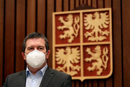 Первый вице-премьер Чехии Ян Гамачек