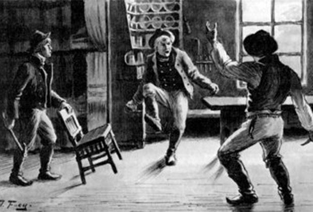 Пууккоюнкари— финские бандиты-поножовщики