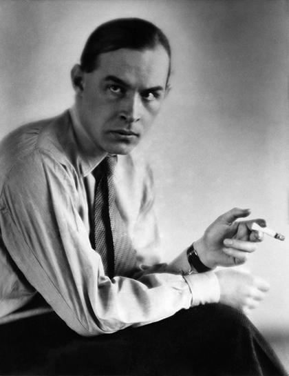 Эрих Мария Ремарк в 1929 году