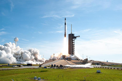 «Роскосмос» назвал условие сотрудничества со SpaceX