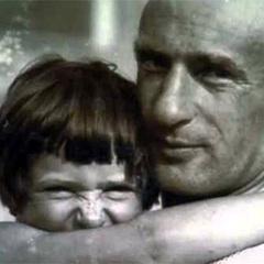 Лев Маневич с дочерью Татьяной