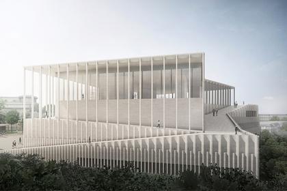 Немецкий архитектор подарил Киеву проект музея Майдана из-за мизерного гонорара
