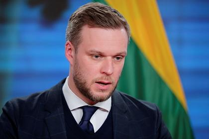 Габриэлюс Ландсбергис.