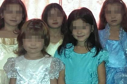 В России пятеро детей ушли из семьи в детдом
