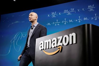 Самый богатый человек покинет пост гендиректора Amazon