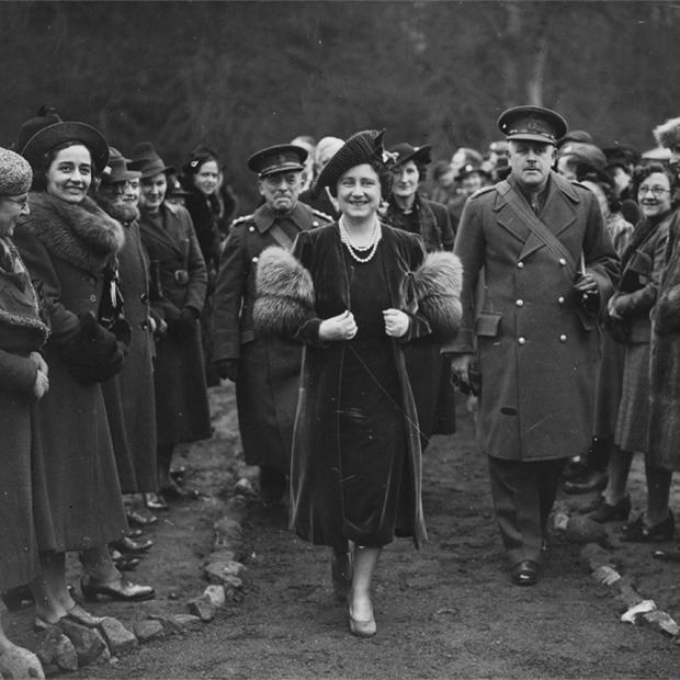 Мария Текская в 1926 году