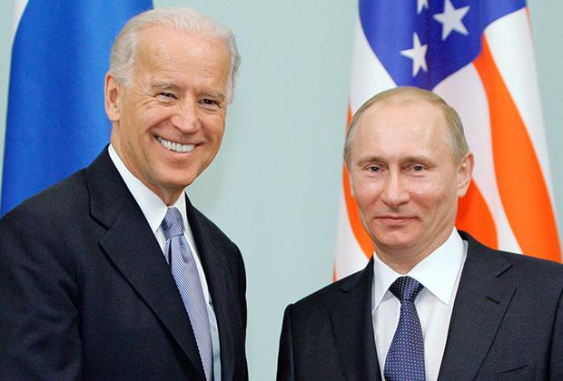 10 марта 2011 года тогдашний вице-президент США Джо Байден встретился с премьер-министром России Владимиром Путиным в Москве