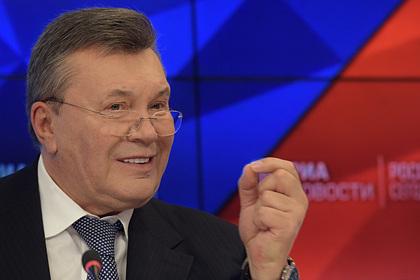 Генпрокурор Украины сообщила об отказе России выдать Януковича