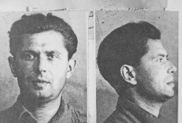 Дмитрий Быстролетов. 1937 год