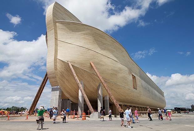 Ноев ковчег в Кентукки