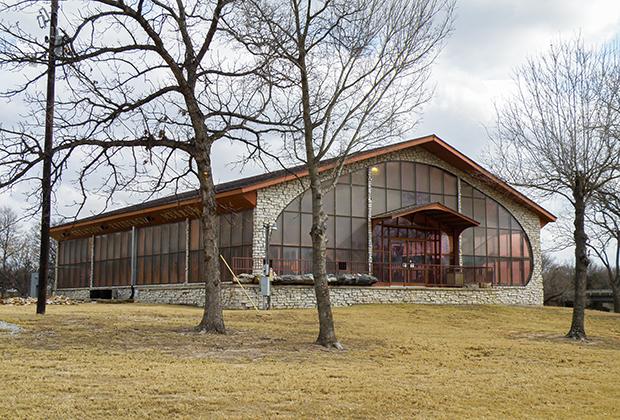 Музей доказательства сотворения в Техасе