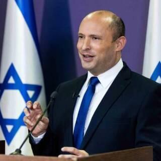 Лидер партии «Ямина» Нафтали Беннет