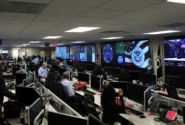 Национальный Центр интеграции кибербезопасности и коммуникаций в штате Вирджиния, США