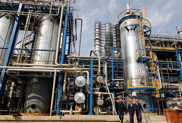 Завод «Нафтан»