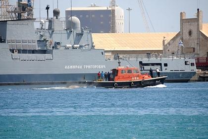 Песков: Российская Федерация  анализирует решение Судана опересмотре соглашения поморской базе