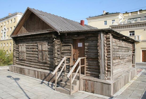 Первый дом Норильска