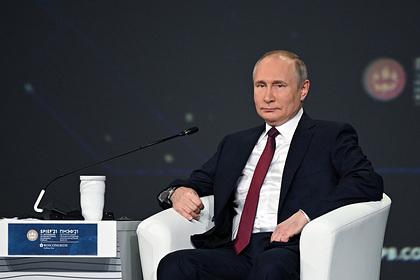 Путин: Строительство первой нити  «Северного потока— 2» окончено