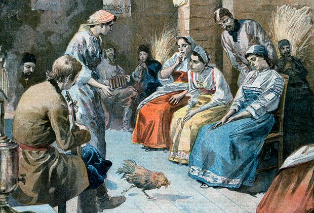 Святочные посиделки