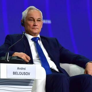 Андрей Белоусов на открытии Петербургского международного экономического форума