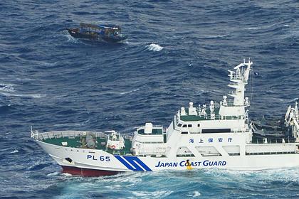 Береговая охрана Японии