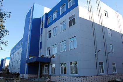 Здание РНЦ Прикладной химии