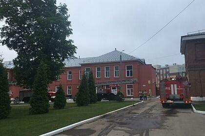 Все клиники  Рязанской области проверят после пожара вреанимации