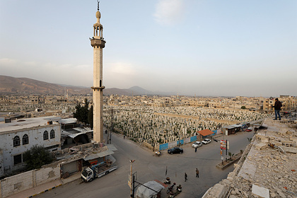 ПВО Сирии отразили ракетную атаку Израиля