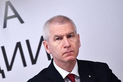 Министр спорта России понадеялся напобеду футбольной сборной наЕвро