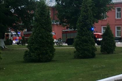 Стало известно опланах наградить тушивших пожар врязанской больнице медсестер