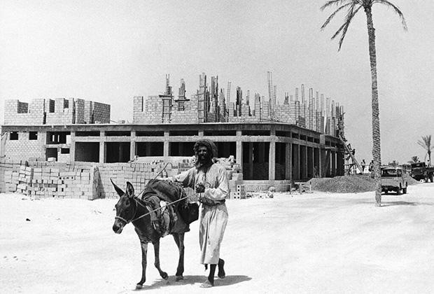 Дубай в 1961 году