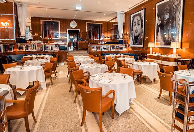 Ресторан Cipriani в центре Дубая