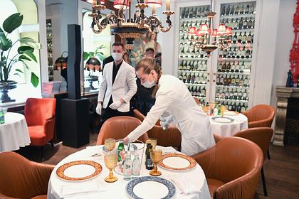 Собянин призвал московские рестораны соблюдать санитарные нормы
