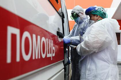 В Москве выявили максимальное сянваря число заражений коронавирусом