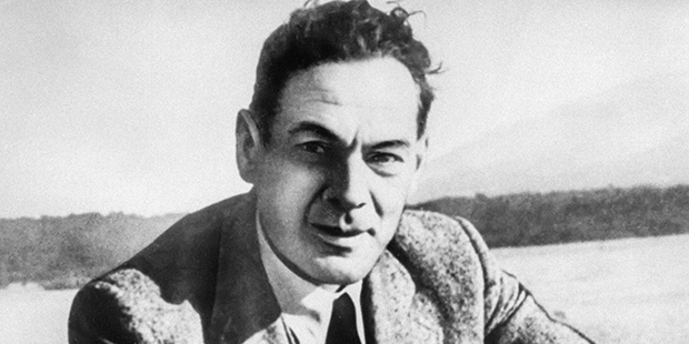Richard Sorge, German communist and a key Soviet spy, journalist, during his stay in Japan, arround 1938