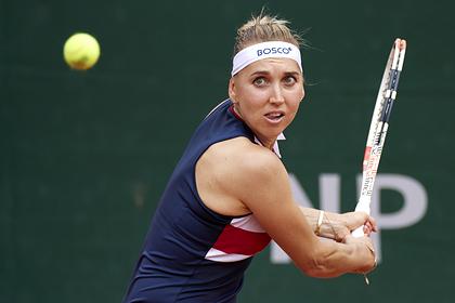 Российские теннисисты проиграли вфинале «Ролан Гаррос»