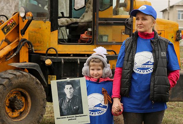 Самые трогательные мероприятия – те, что объединяют поколения. В «Русском Угле» таких – абсолютное большинство.