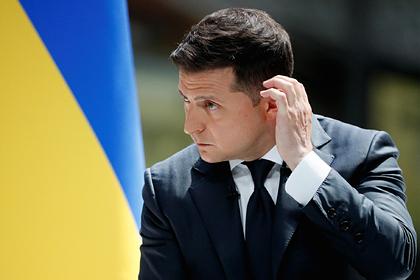 Конституционный суд Украины взбунтовался против Зеленского