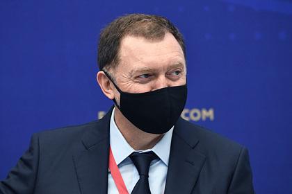 Дерипаска назвал укрепление рубля безумием