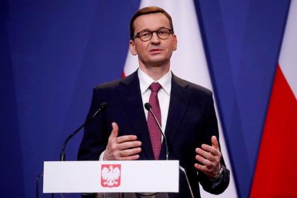 Польша допустила перенос срока избавления от российского газа