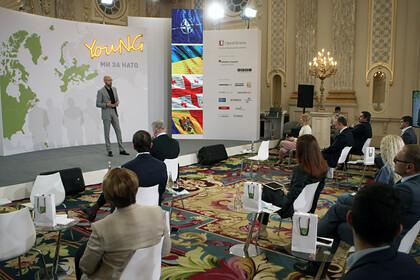 Девятое молодежное собрание Киевского форума безопасности, посвященное вступлению Украины в НАТО
