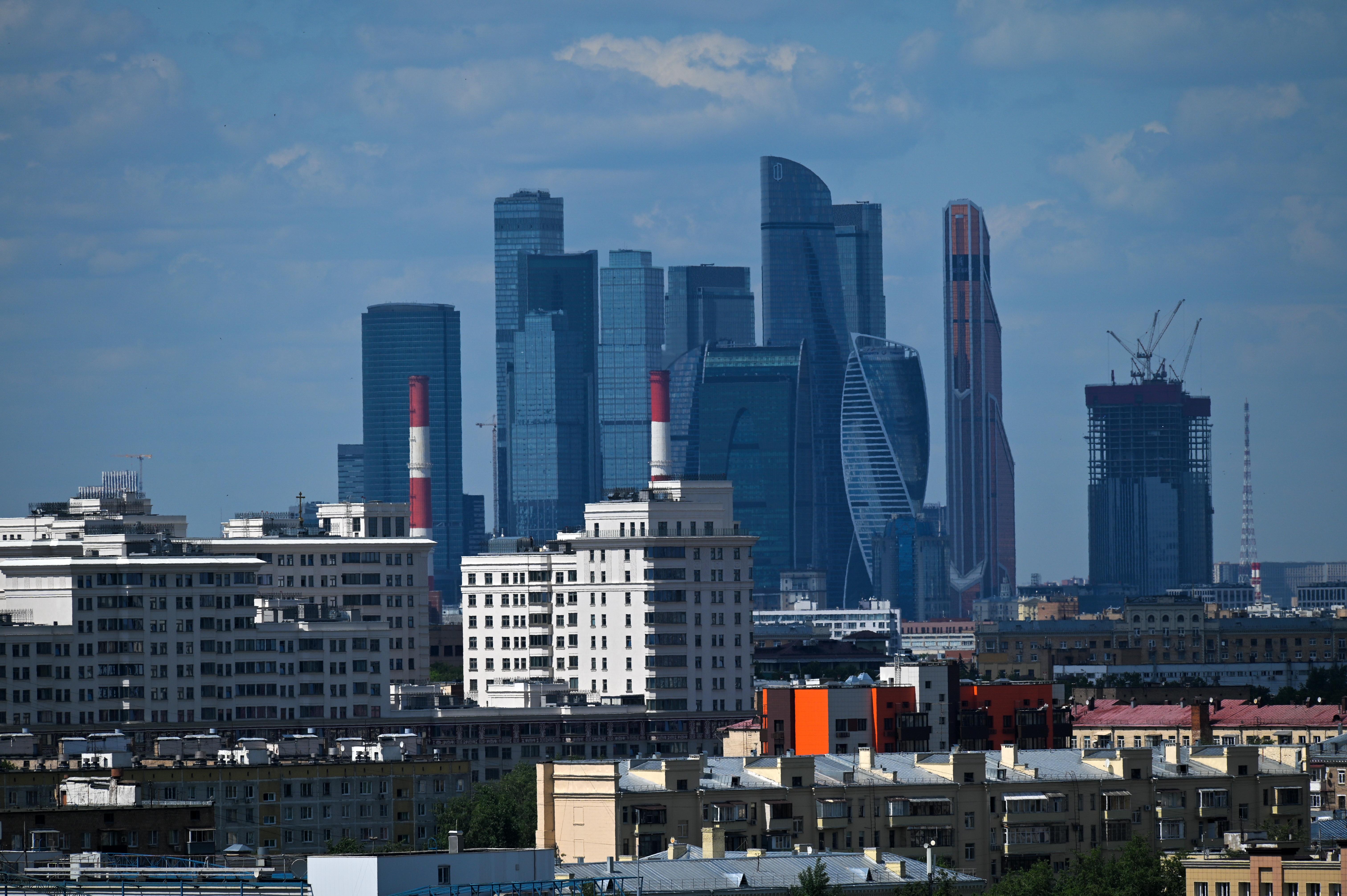 Собянин объявил нерабочими дни с 15 по 19 июня в Москве