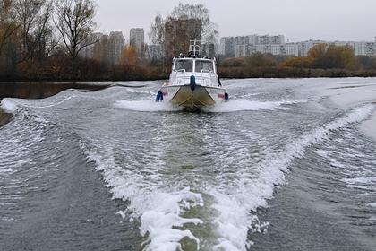 На Москве-реке под винтами катера погиб ребенок