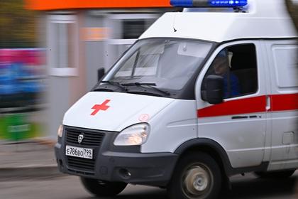 Десять человек пострадали в ДТП с автобусом в Ленинградской области