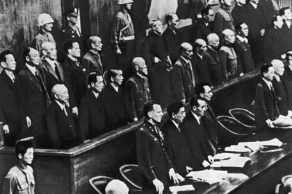 Международный военный трибунал для Дальнего Востока - суд над японскими военными преступниками, проходивший в Токио с 3 мая 1946 года по 12 ноября 1948 года.