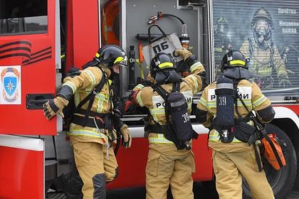 Мощнейший  взрыв наАЗС: десятки пострадавших, огонь немогут потушить