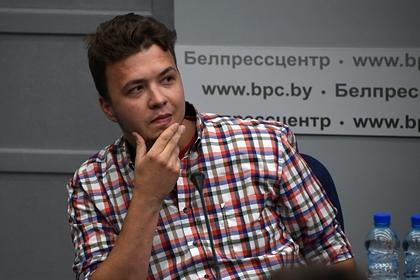 Протасевич объявил  оготовности привиться «Спутником V»