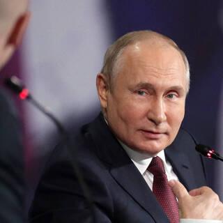 У нас нет привычки кого-то убивать» Хакеры, преемник и обмен заключенными —  главное из интервью Путина американскому ТВ: Политика: Мир: Lenta.ru