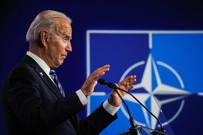 Байден заявил о попытке России и Китая «вбить клин» между союзниками по НАТО