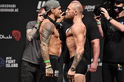 UFC представил трейлер третьего боя Макгрегора и Порье