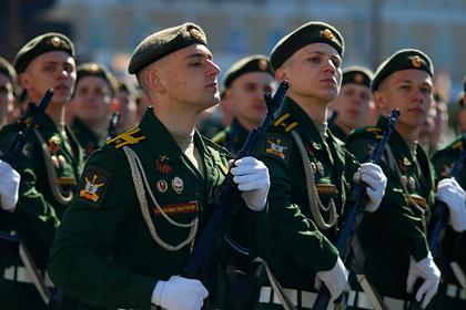 Россияне оценили способность армии защитить страну от военной угрозы